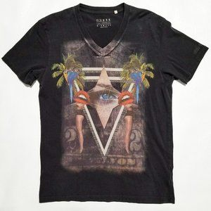 Guess Graphic T-Shirt - Size XS